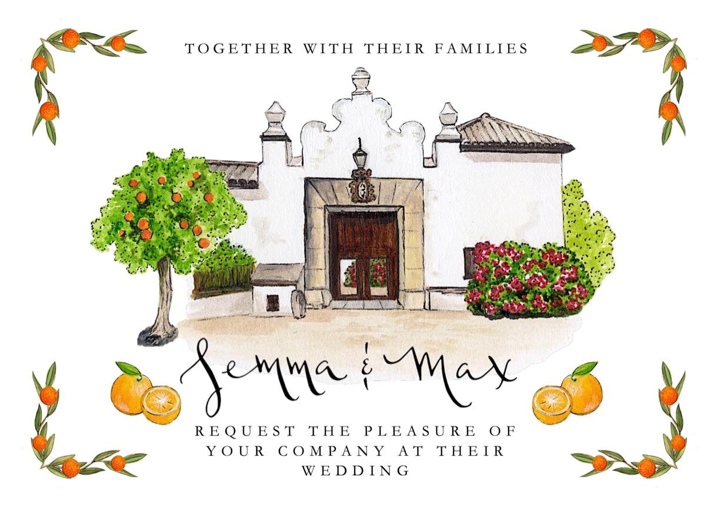 Jemma y Max logo