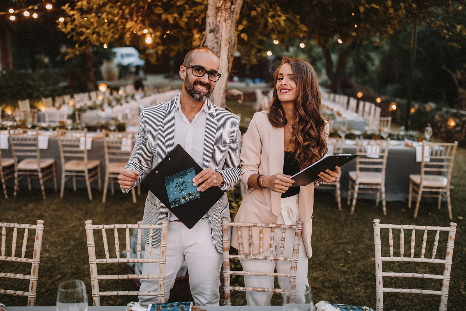 Somos Oheme, organizadores de bodas desde 2012 - Aroha y Fran