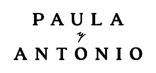 Paula y Antonio logo